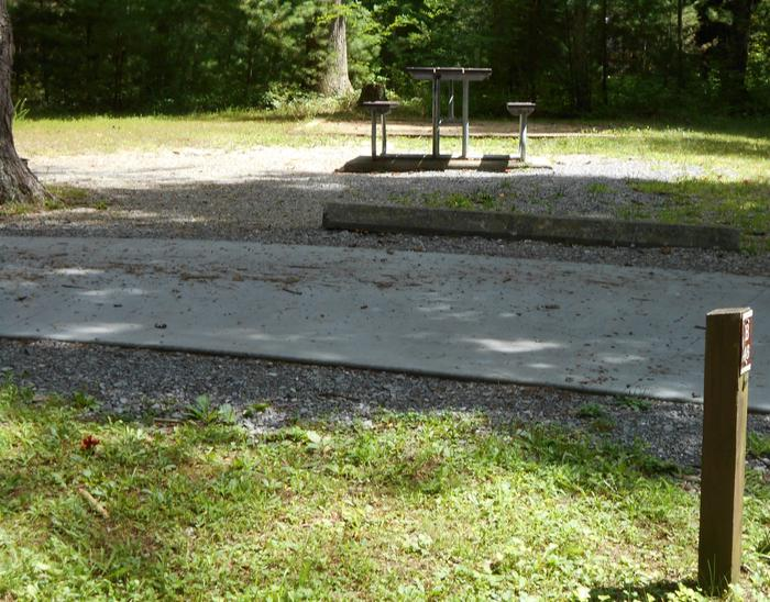 Cades Cove Campground B46