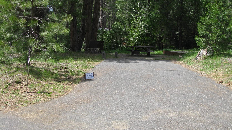 Dimond O Campground, Site #32