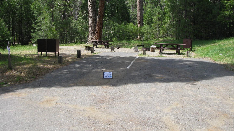 Dimond O Campground, Sites #34&35
