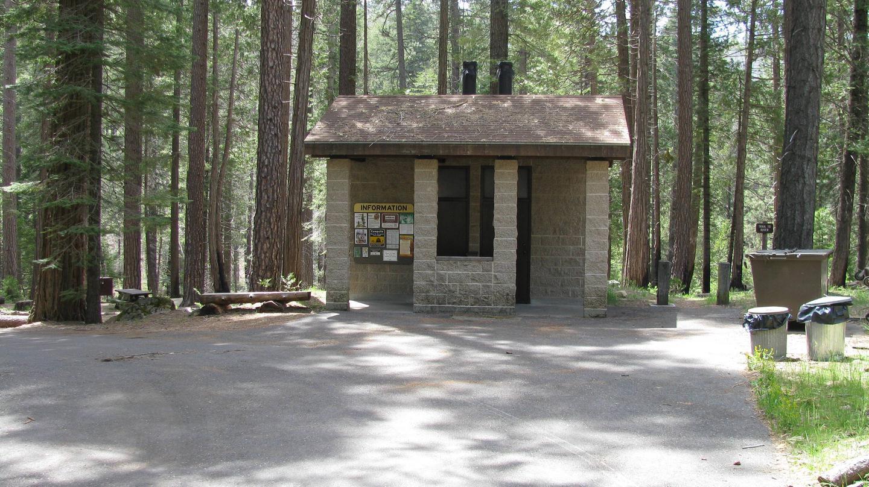 Dimond O Campground Toilets