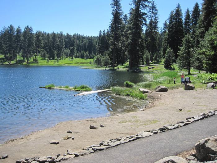 Walton Lake day useLake access is abundant