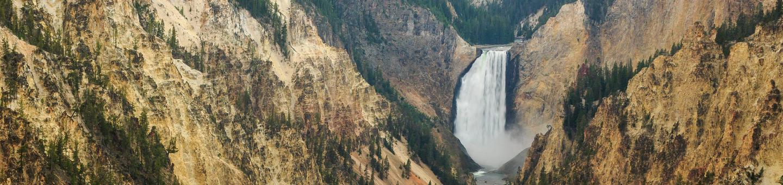 Yellowstone National ParkYellowstone Falls, Yellowstone National Park