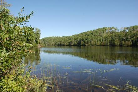 EAST BEARSKIN LAKE CAMPGROUND