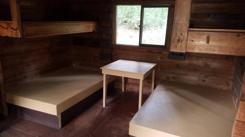 Cabin interior 1Cabin interior