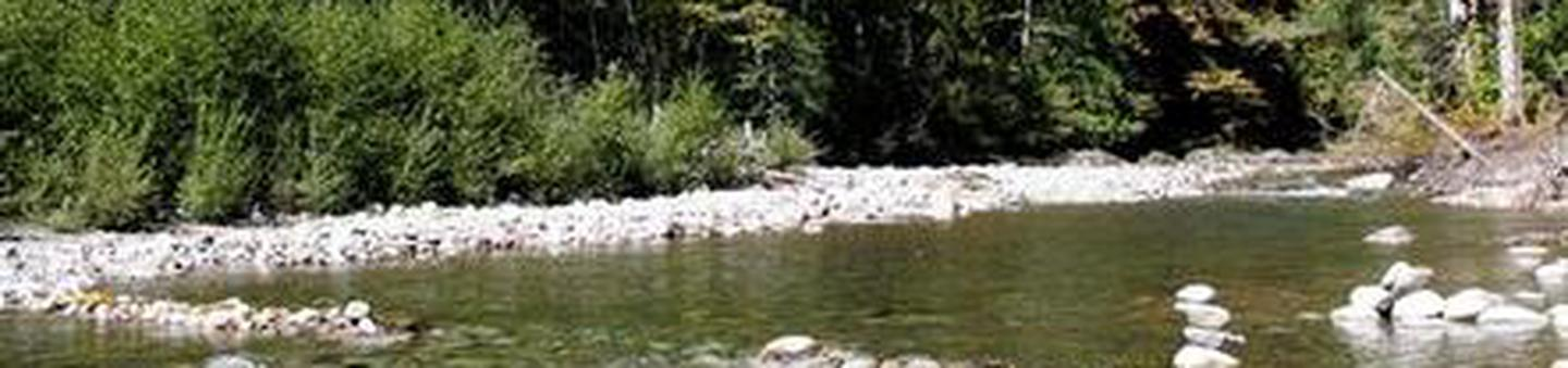 Beckler River Campground