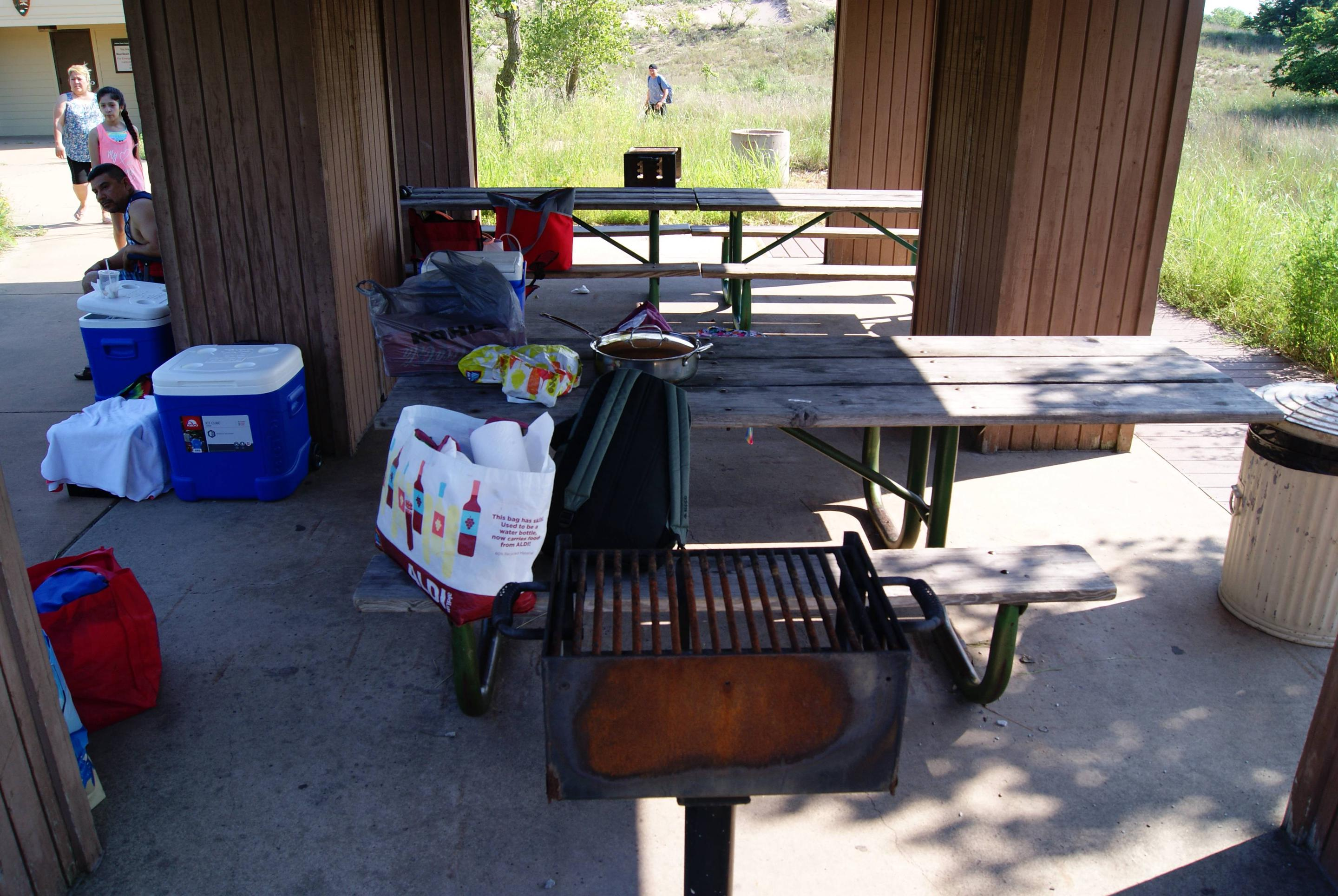 West Beach Picnic Shelter 1