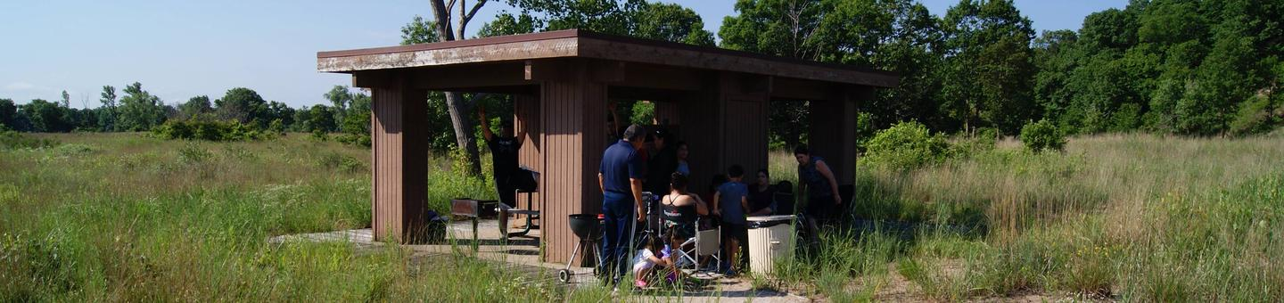 West Beach Picnic Shelter 4Picnic Shelter 4 at West Beach