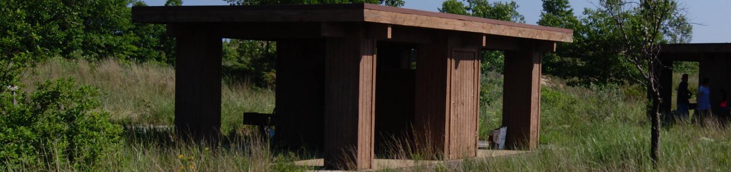 West Beach Picnic Shelter 6Picnic shelter 6 at West Beach