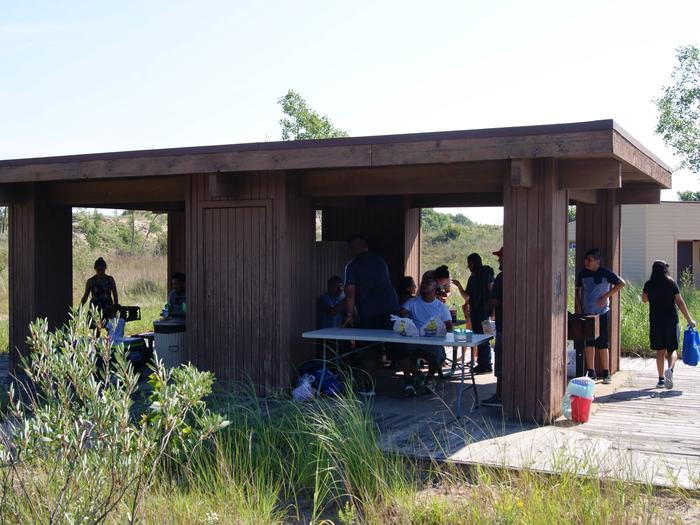 West Beach Picnic Shelter 8