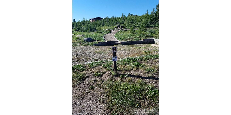Campsite B005Camp B005