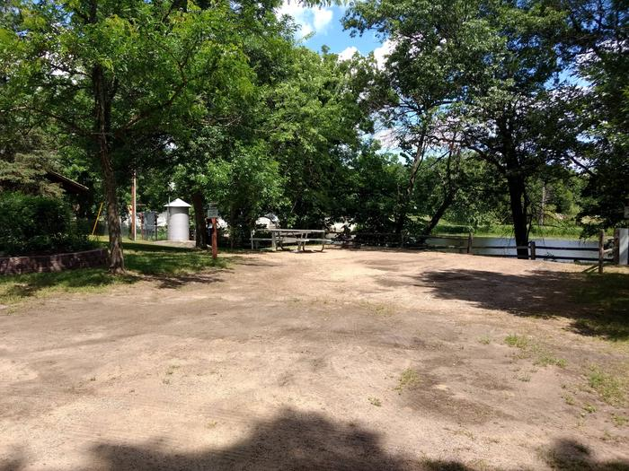 Sandy Lake - Campsite 1Sandy Lake Site 1
