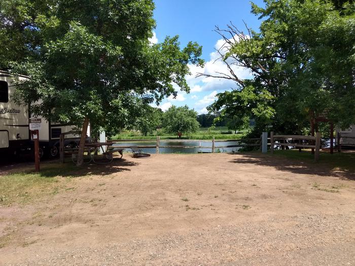 Sandy Lake - Campsite 4Sandy Lake Site 4