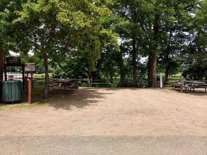 Sandy Lake - Campsite 5Sandy Lake Site 5