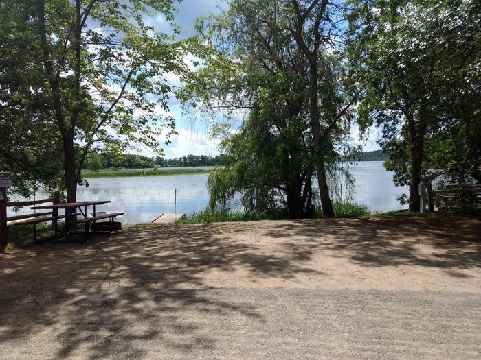Sandy Lake - Campsite 9Sandy Lake Site 9