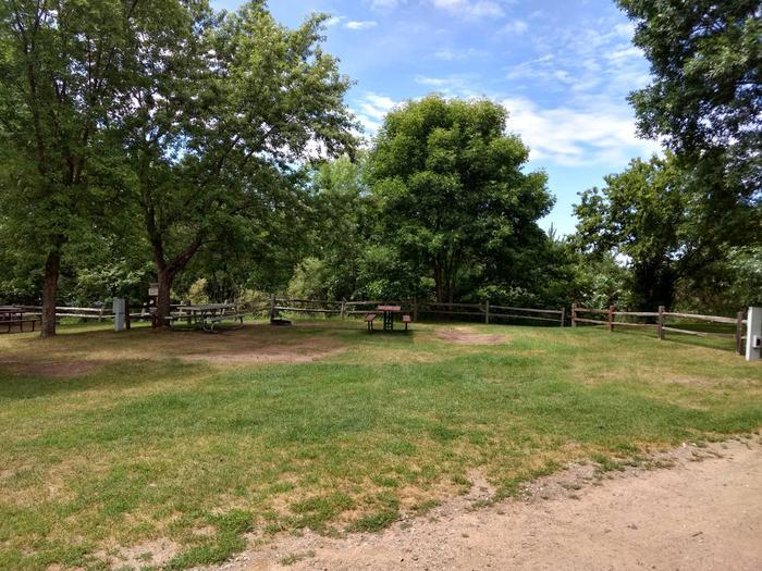 Sandy Lake - Campsite 15Sandy Lake Site 15