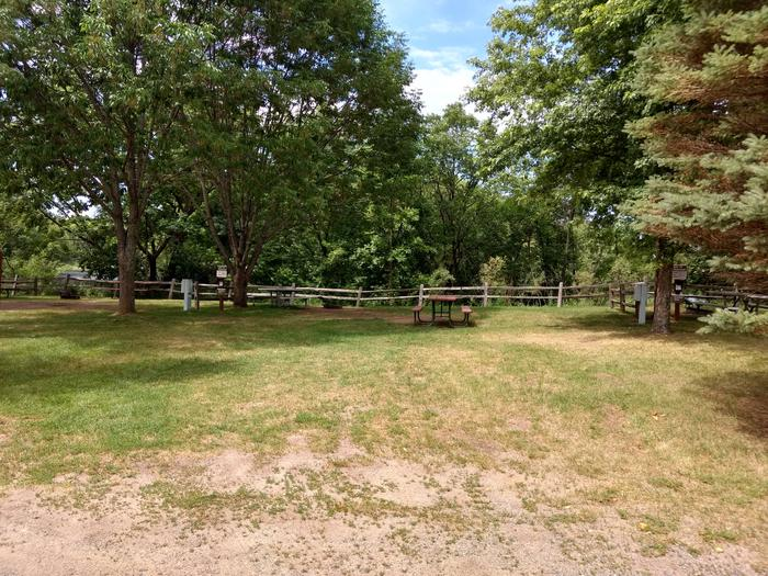 Sandy Lake - Campsite 16Sandy Lake Site 16