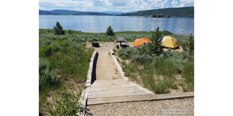 Campsite B091Campsite B091