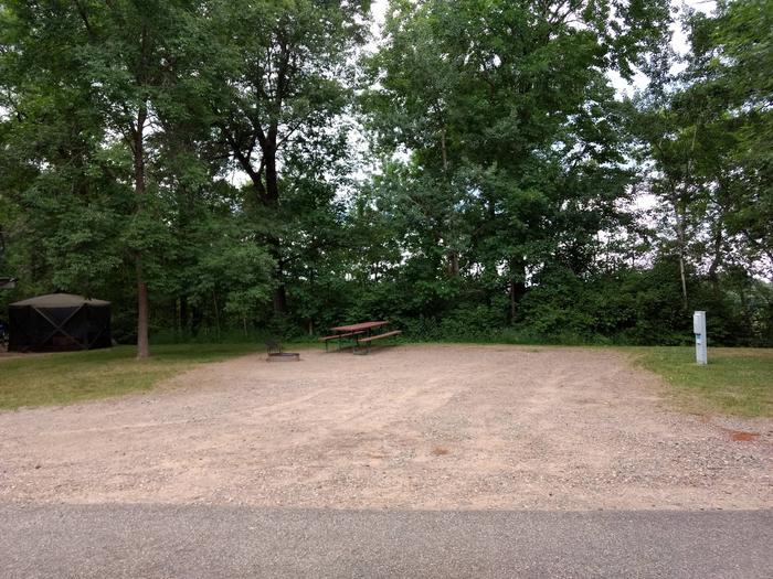 Sandy Lake - Campsite 31Sandy Lake Site 31