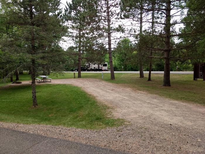 Sandy Lake - Campsite 37Sandy Lake Site 37