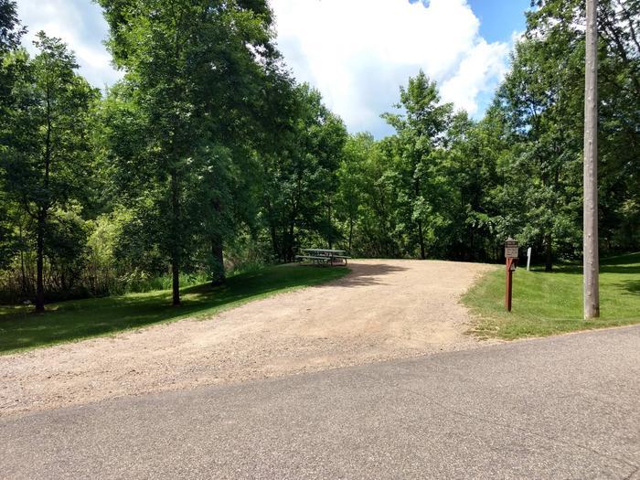 Sandy Lake - Campsite 45Sandy Lake Site 45