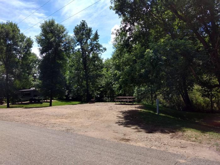 Sandy Lake - Campsite 47Sandy Lake Site 47