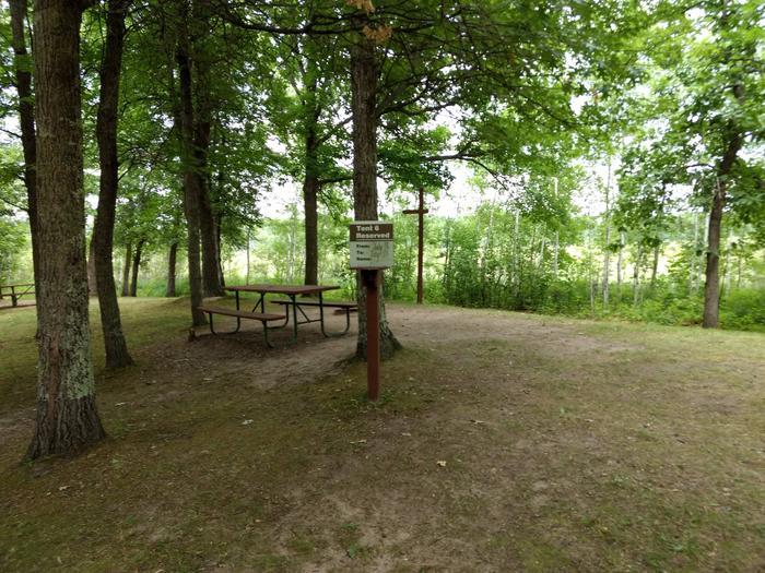 Sandy Lake - Tent 6Sandy Lake Tent 6