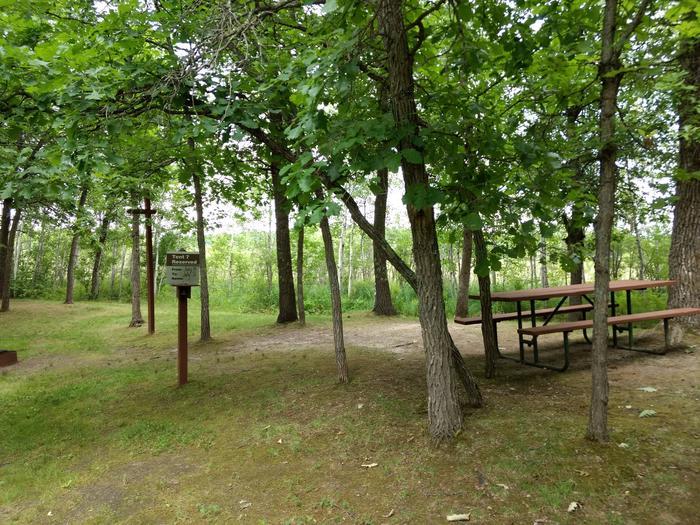 Sandy Lake - Tent 7Sandy Lake Tent 7