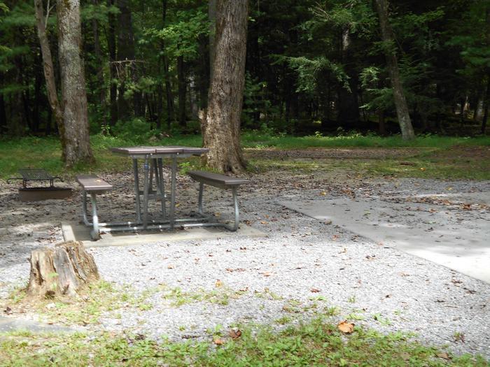 Cades Cove Campground B74B74