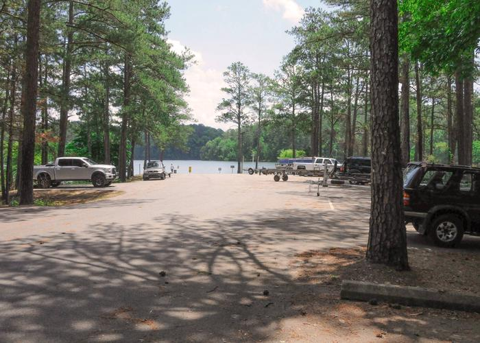 McKaskey Creek Campground Boat Ramp ParkingMcKaskey Creek Campground Boat Ramp Parking.