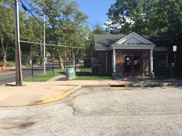 Camp Office at entrance of Park at New York Avenue and Bay Street, Staten Island,  10305Camp Office at entrance of Park at New York Avenue and Bay Street, Staten Island,  10305 Camp Office: 220 New York Avenue - Staten Island New York 10305 (Office at Main Entrance at Bay Street and New York Ave.)