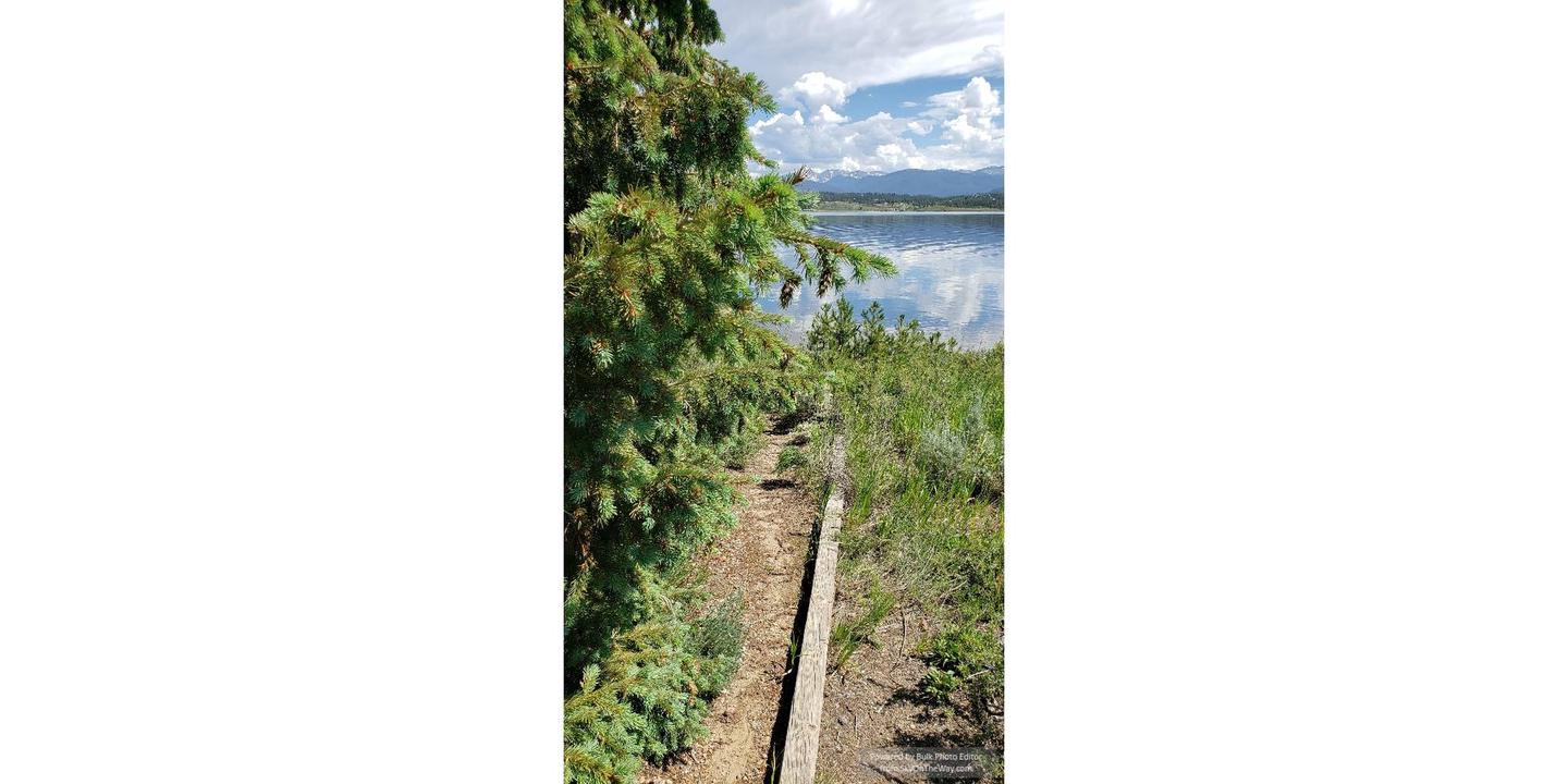 Water Access/  TrailWater Access/Trail