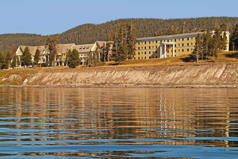 Lake Yellowstone Hotel and Cabins