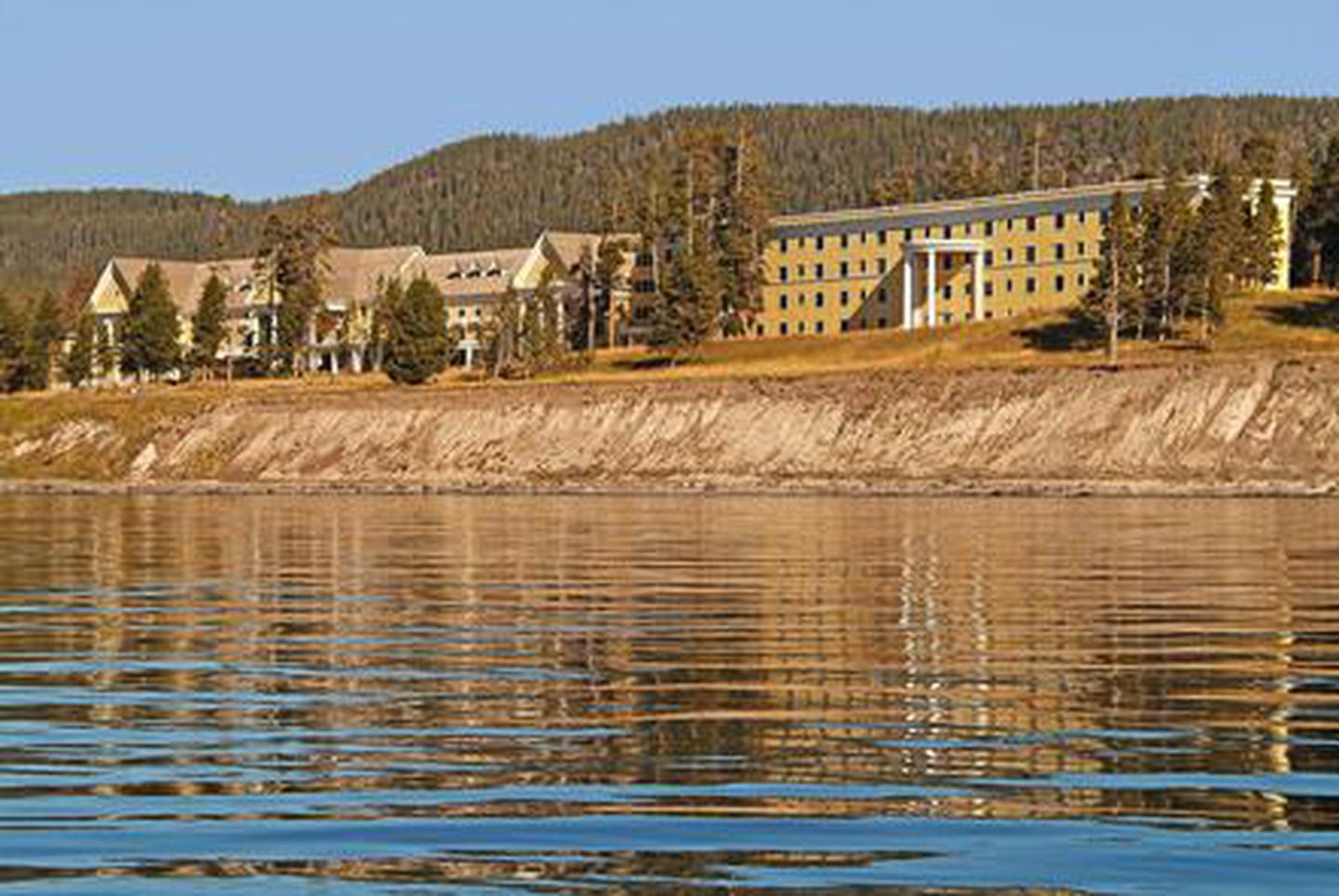 Preview photo of Lake Yellowstone Hotel and Cabins