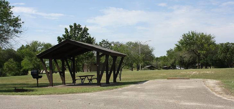 Taylor Park Site #8