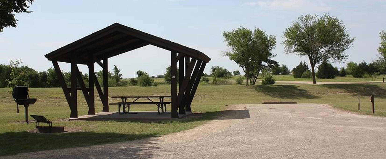 Taylor Park Site #38