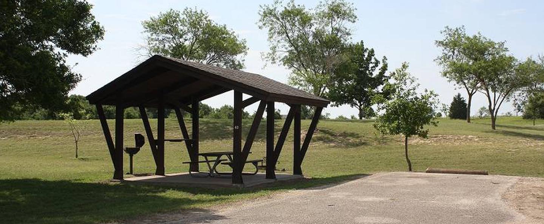 Taylor Park Site #40