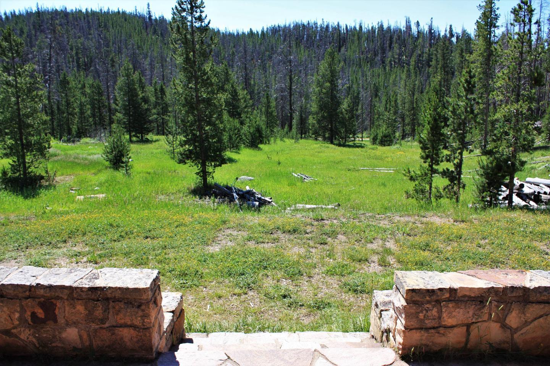 Keystone Ranger Station view