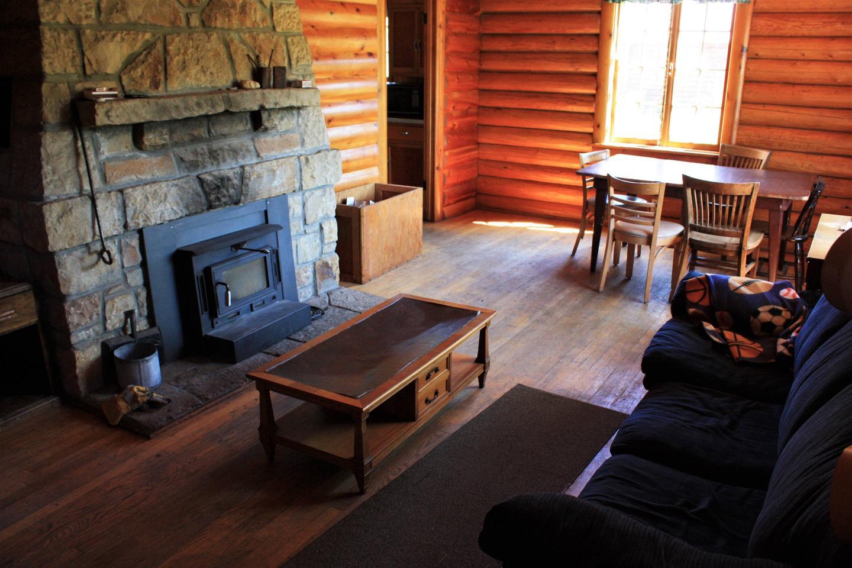 Keystone Ranger Station living room