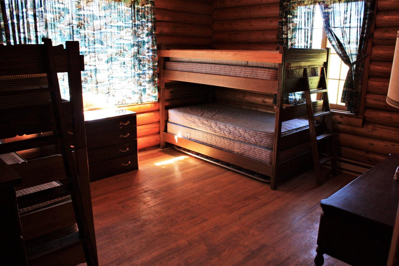 Keystone Ranger Station bedroom