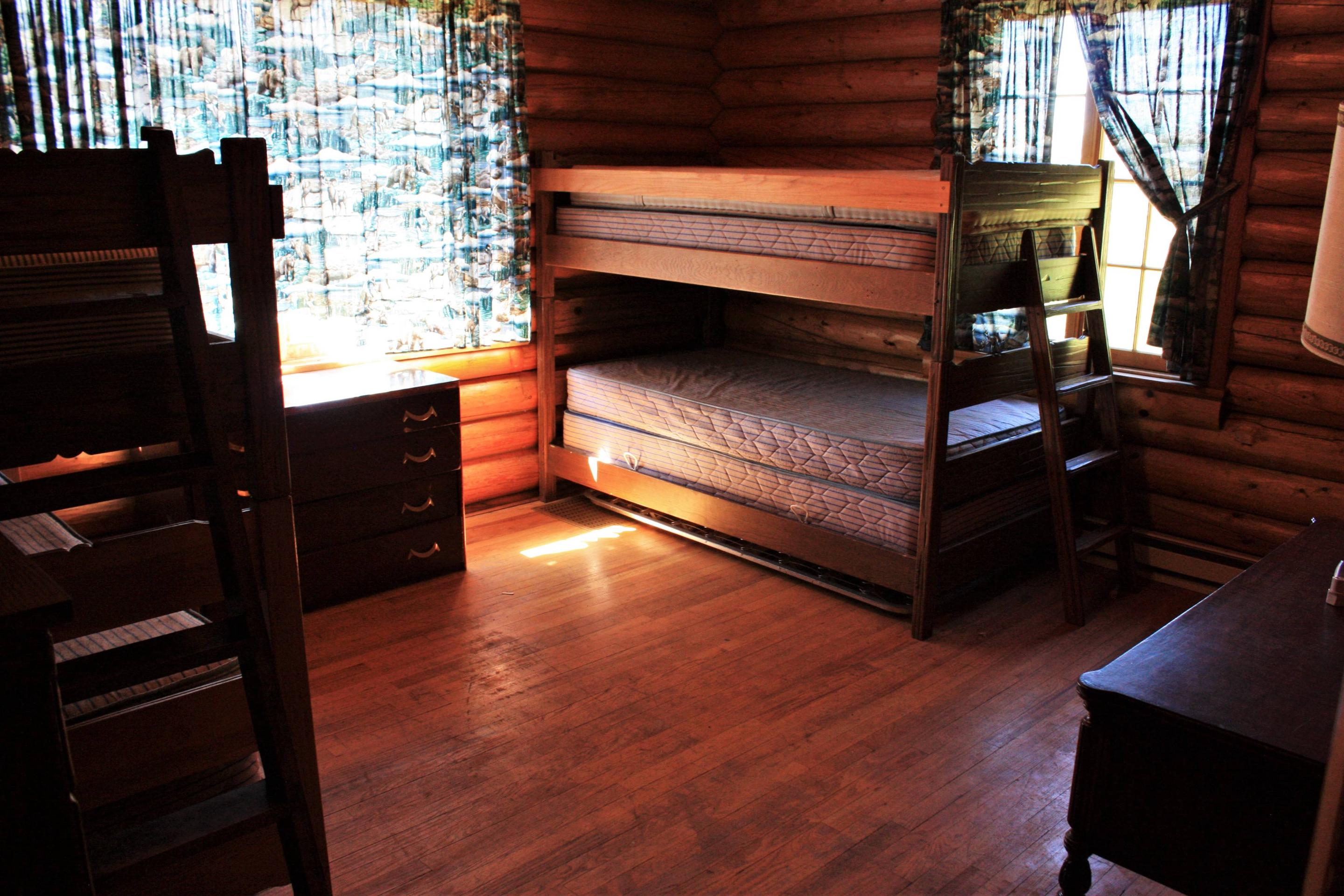 Keystone Ranger Station bedroom