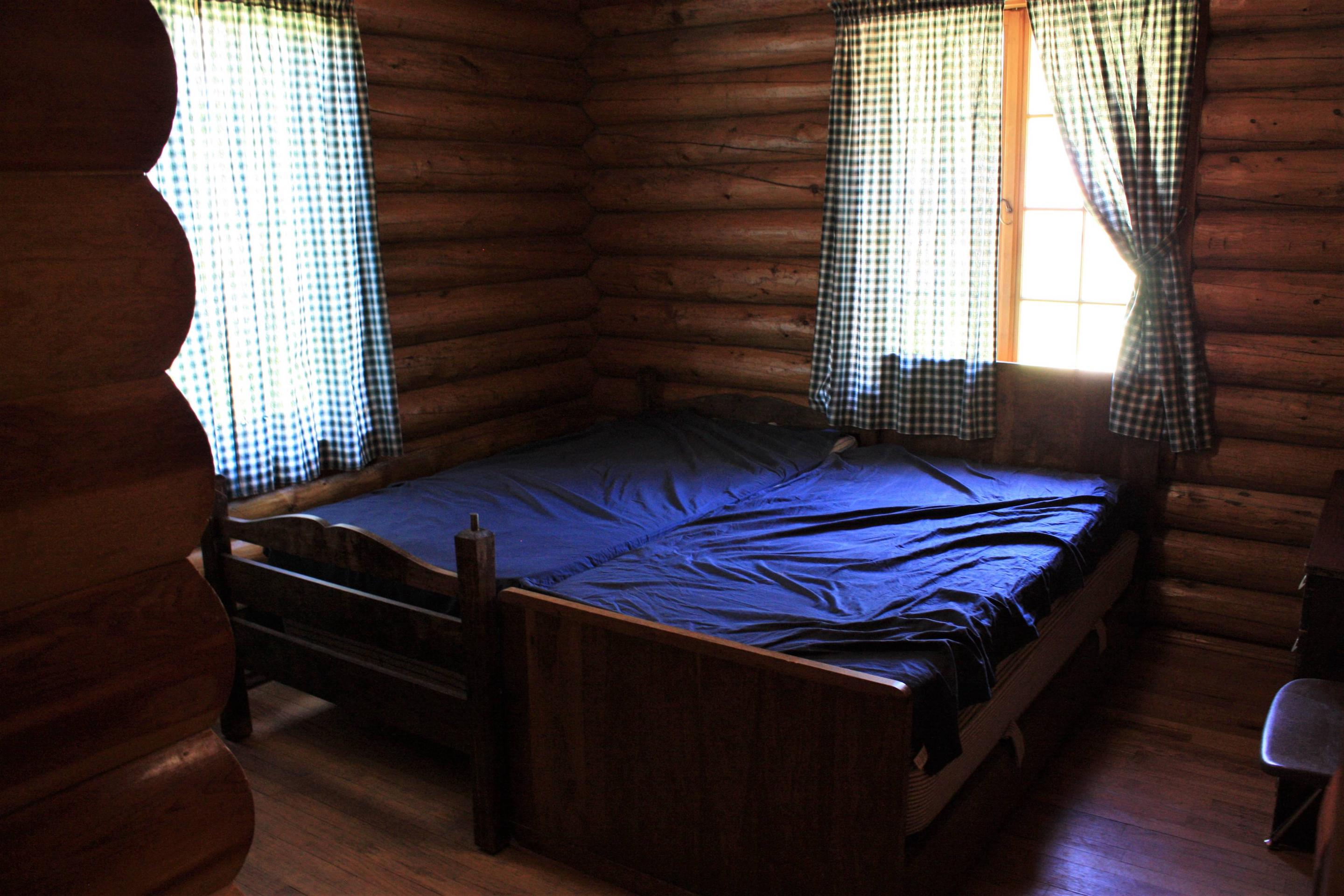 Keystone Ranger Station bedroom2Keystone Ranger Station bedroom 2