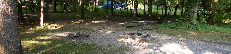 Cades Cove Campground B14B14