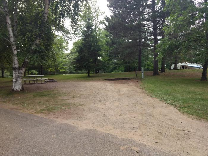 Sandy Lake - Campsite 24Sandy Lake Site 24