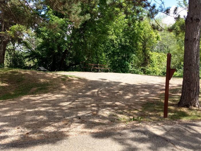 Sandy Lake - Campsite 36Sandy Lake Site 36