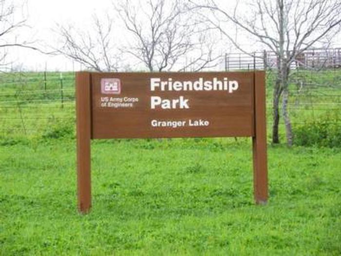 FRIENDSHIP PARK EntranceEntrance