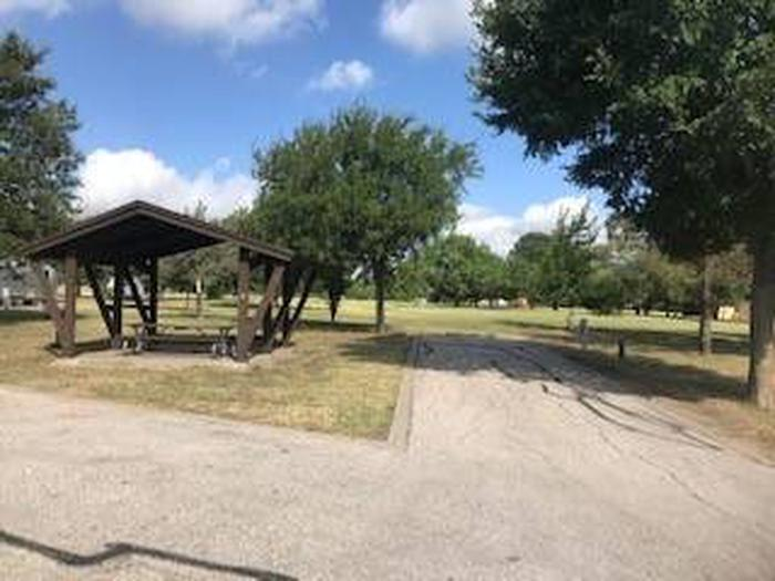 Wilson H. Fox Campsite #5