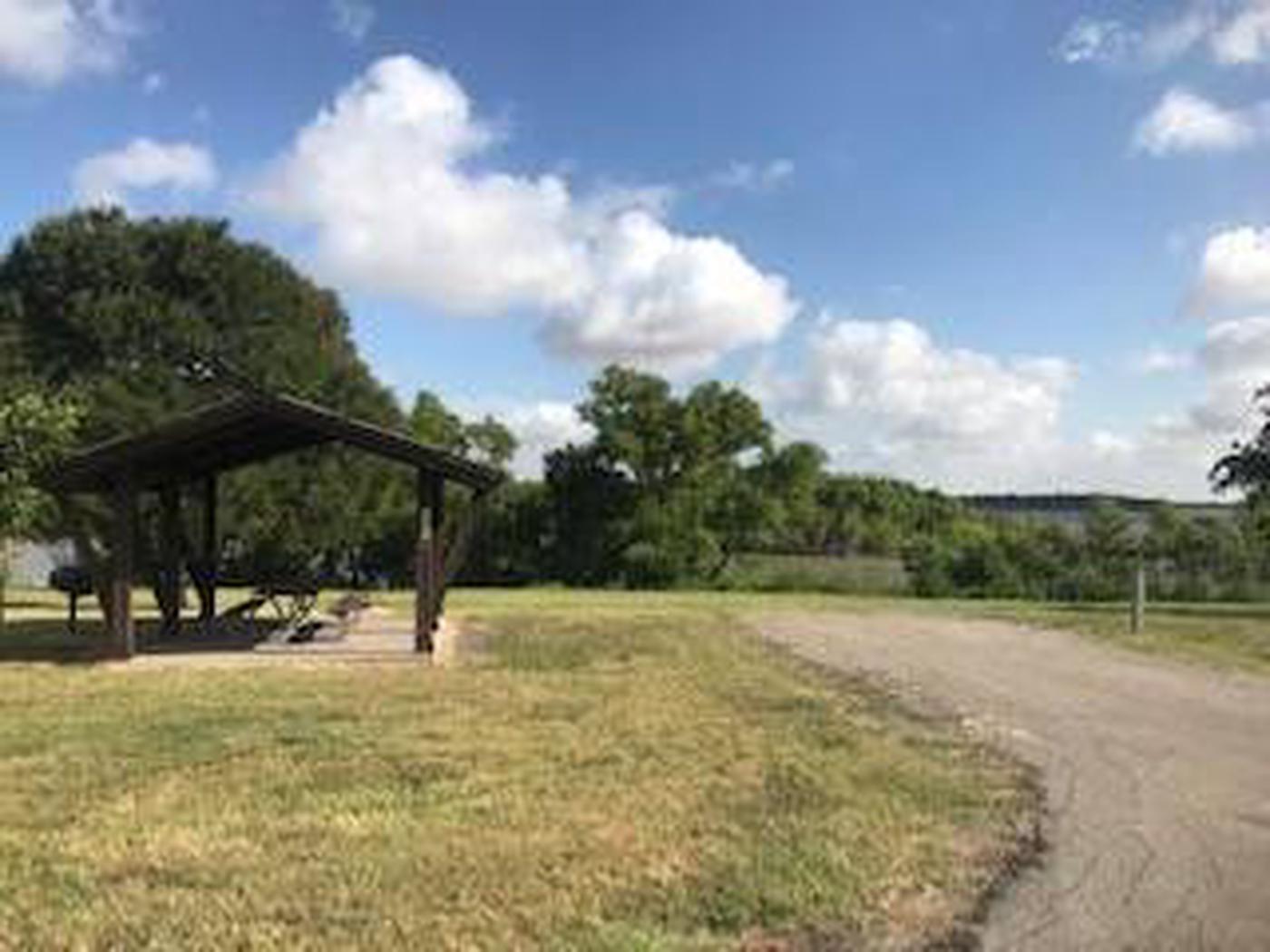 Willis Creek Park Campsite #2