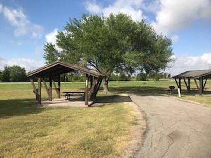 Willis Creek Park Campsite #3