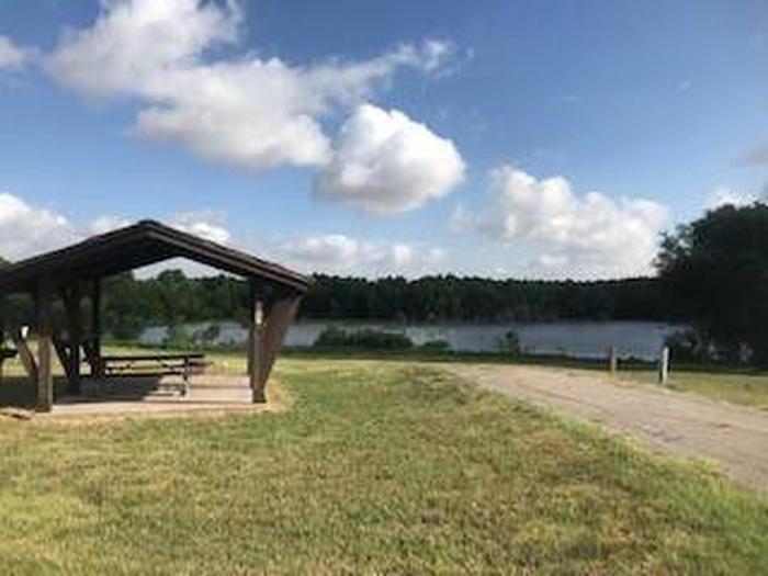 Willis Creek Park Campsite #7