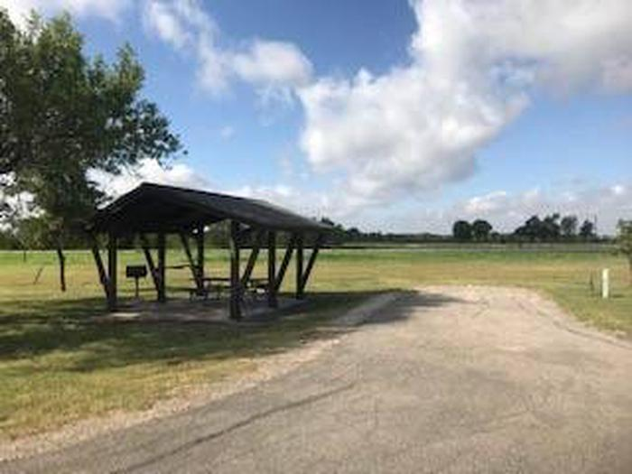 Willis Creek ParkCampsite #8